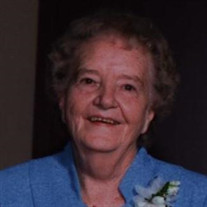 Mrs Pauline Linxwiler