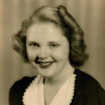 Bertha Louise Hillebrand