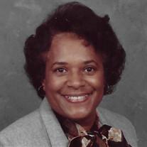 Mrs. Helen  Jean Gillespie -Evans
