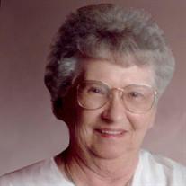 Wanda Mae Hollingsworth