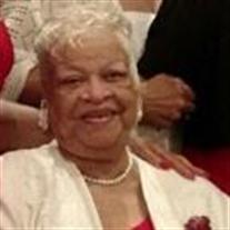 Mrs. Verneda Washington