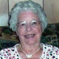 Frances Ray Edgerton