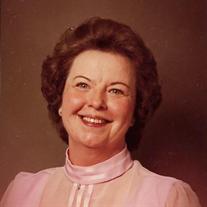 """Bernice Patricia """"Patty"""" Pyles"""
