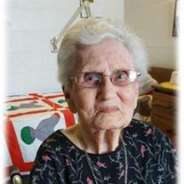 Chrystal Holt Gillis, 97, Waynesboro, TN
