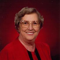 Marguerite Faye Irons