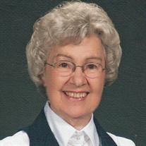 Mrs. Mary Ruth Combs-Waltz