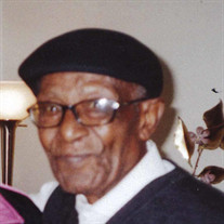 Deacon William Stanley Saines Sr.