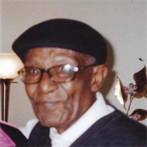 Deacon William Stanley Saines Sr.