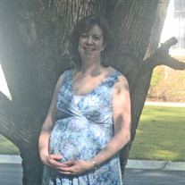 Krista & Baby Eddie Glenn Atwell