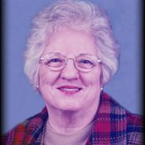 Norma Jean Wood of Adamsville, TN