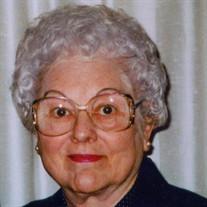 Mrs. Flora Vaye Keener