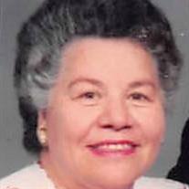 Gladys Barbre Nixon