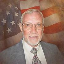 Col John Clarke Yeisley (Ret.)