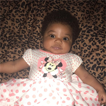 Baby Zyon Monet Williams