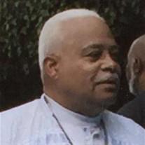 Apostle Dr. Thomas E. Jones Jr.