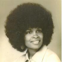 Ms. Joan Shaver Washington