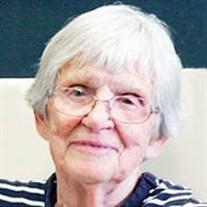 Evelyn M. Swanson