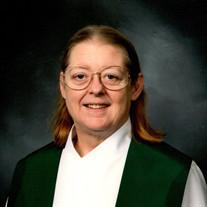 """Rev. Marguerite J. """"Gretchen"""" Sterrett"""