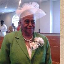 Mrs. Gussie Mae Morrow