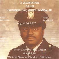Valentine Henry Jackson