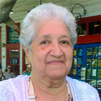 Alicia Montes Perez