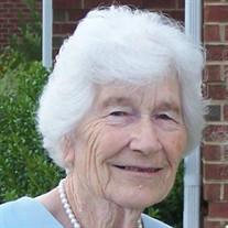 Mrs. Nancy Hodges Lanier
