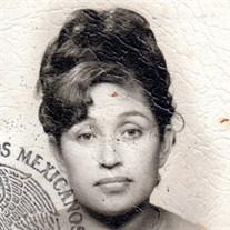 Aurelia Abrego Rodriguez