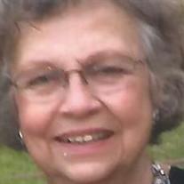Mrs. Mary Cox Hunter