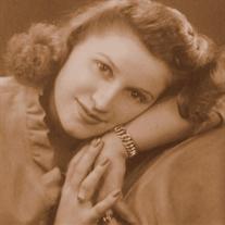 Geraldine Wolfe Yates