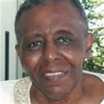 Mrs. Betty Jean Holmes