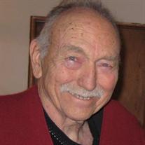 Rev. Harold Arthur Fredrickson