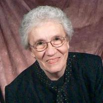 Bertha Gilliam Bledsoe