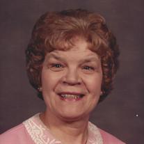 Shirley Folmsbee Kline