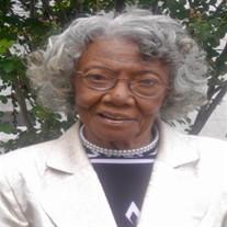 Ms. Annie Reid Carter