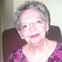 Sybil Agnes Alexander