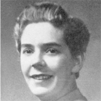 Mrs Elizabeth Lenora Yager