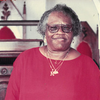 Mother Lelia M. Patterson