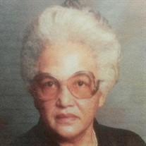 Mrs. Lourie Geneva Folsom-Collins