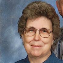 Margaret JoAnn Peters