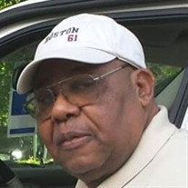 "Mr. Lionel ""Mackey"" Thomas Sr."