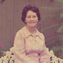 Bessie Marie  Mercer (Seymour)