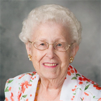 Virginia Ruth Denton