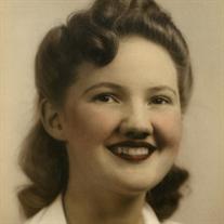 Theda Mae Gosser
