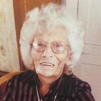 Irma Lee Sandidge