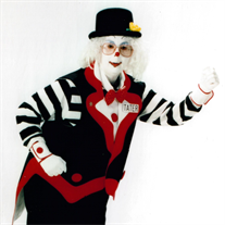 """Connie Sue Lundeen """"Tater D. Clown"""""""