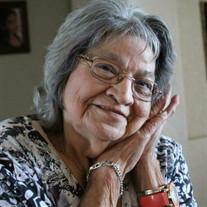 Antonia C. Gonzales