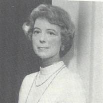 Mary Lee Manier