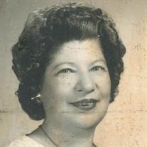 Mrs. Jane Regal Fling