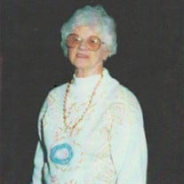 Ada Delores Peters