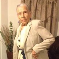 Maria Del Refugio Martinez Gomez